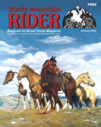 Rocky Mountain Rider - Cover - January 2009
